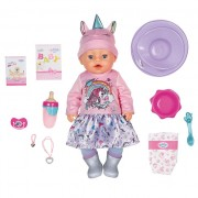 BABY BORN interaktyvi lėlė Soft Touch Unicorn