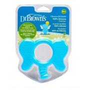 DR. BROWN'S silikoninis, lankstus kramtukas FRIENDS Drambliukas