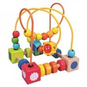 Medinis labirintas su formelėmis BINO