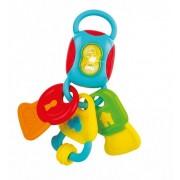 Muzikiniai rakteliai su kramtukais