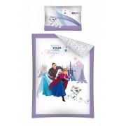 Patalynės komplektas Frozen  100 x 135 cm.
