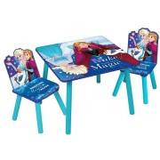 Staliukas su dviem kėdutėmis Frozen