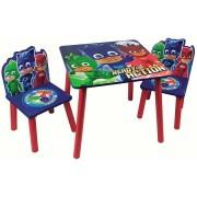 Staliukas su dviem kėdutėmis PJ Masks