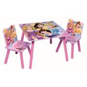 Staliukas su dviem kėdutėmis Princess