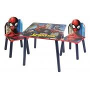 Staliukas su dviem kėdutėmis Spider Man