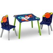 Vaikiškų baldų komplektas Kosmosas