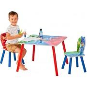 Worlds Apart staliukas su dviem kėdutėmis PJ Masks