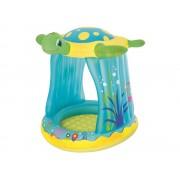 BESTWAY vaikiškas baseinas su stogeliu Vėžliukas