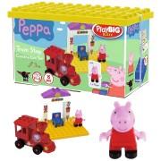 Kiaulytės Peppa konstruktorius dėžutėje,15 dalių