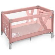 BABY DESIGN meniežas Simple Pink