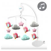 BABY ONO karuselė CLOUDS & BIRDS