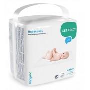 BABY ONO kūdikio pervystymo paklotai, 20 vnt., 40x60