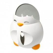 BabyOno laikiklis vonios žaislams PINGVINAS