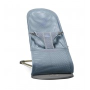 BABYBJORN gultukas Bouncer Bliss Slate Blue Mesh – Be You Collection