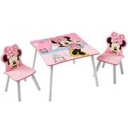 Vaikiškų baldų komplektas Minnie Mouse