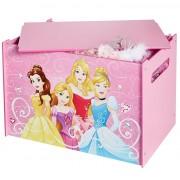 Medinė žaislų dėžė PRINCESS