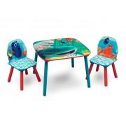 Staliukas su dviem kėdutėmis Dory