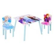 Staliukas su dviem kėdutėmis Frozen II