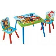 Staliukas su dviem kėdutėmis Paw Patrol