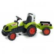 FALK traktorius su priekaba Claas Arion 430