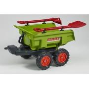 FALK traktoriaus priekaba su priedais CLAAS Dumper Maxi