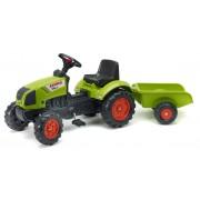 FALK traktorius Claas Arion 410 su priekaba