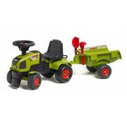 FALK traktorius paspirtukas Baby Claas Axos 1-3m