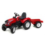 FALK traktorius su priekaba Garden MASTER 3-7 m. + DOVANA