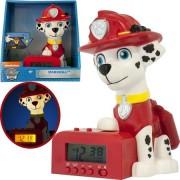 Paw Patrol laikrodis-žadintuvas Marshall