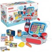 Vaikiškas kasos aparatas su priedais