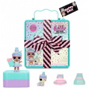 L.O.L. Surprise! Deluxe Present Sprinkles Doll and Pet