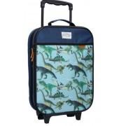 Vaikiškas lagaminas su ratukais Dino