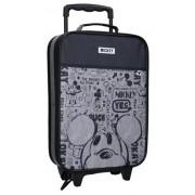 Vaikiškas lagaminas su ratukais Mickey Mouse