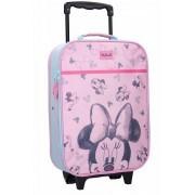Vaikiškas lagaminas su ratukais Minnie Mouse