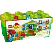 LEGO Duplo kaladėlių rinkinys dežutėje