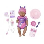 BABY BORN interaktyvi lėlytė 43cm su priedais
