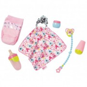 BABY BORN lėlės priedai