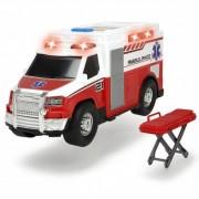 DICKIE greitosios pagalbos mašina Action