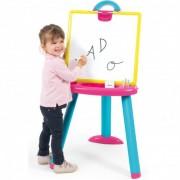 Dvipusė magnetinė piešimo lenta su priedais Smoby