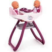 SMOBY dvynukių maitinimo kėdutė Baby Nurse