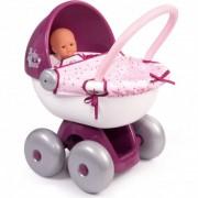 SMOBY lėlių vežimėlis Baby Nurse