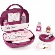 SMOBY priežiūros rinkinys lagaminėlyje Baby Nurse