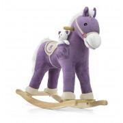 Muzikinis supamas arkliukas Pony su žaisliuku