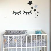 Medinė dekoracija vaiko kambariui