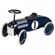 Retro stiliaus paspirtukas su gumuotais ratais