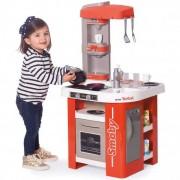 SMOBY vaikiška virtuvėlė mini Tefal Studio su priedais 27 vnt.