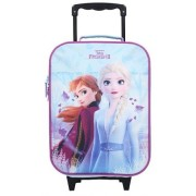 Vaikiškas lagaminas su ratukais Frozen II