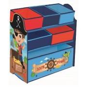 Žaislų lentyna Piratai