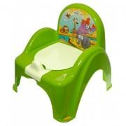 TEGA BABY naktipuodis - kėdutė SAFARI su muzikėle