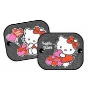 Automobilinės užuolaidėlės Hello Kitty